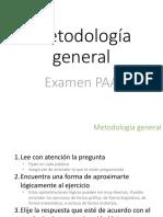 Guia de nociones y estrategias PAA I