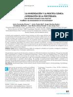La Brecha Entre Investigación y Práctica Clínica