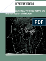 Final Hidden Scars Lhow Violence Harms the Mental Health of Children