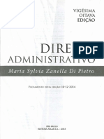 Maria Sylvia Zanella Di Pietro. Direito Administrativo
