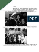 Ezcaray Cabalgata de Reyes. 50 Años de Recuerdos.