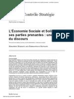 « L'Économie Sociale et Solidaire  2018.pdf