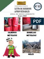 BOLETIN DE RESIDUOS 03