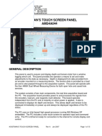 43_AMS4A044_WINCH_OPERATORS_TOUCH_SCREEN_PANEL_SPECIFICATIONRevA