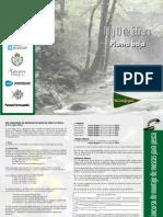 Bases VIII Concurso de montaje de moscas para pesca