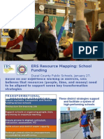 ERS resource mapping