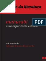 Mabusabi (Michele E Brasil de Sá) ColecaoEnsaio n4 Vdl