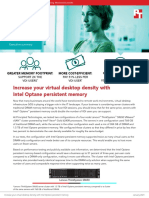 Increase your virtual desktop density with Intel Optane persistent memory - Summary