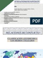 PRESENTACIÓN 1 CONFLICTOS-MEDIOS VIOLENTOS Y NO VIOLENTOS