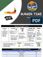 Canvas exemplu.Burger Time