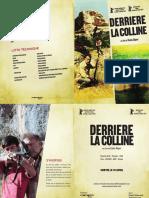 Derriere La Colline Press
