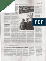 EL MUNDO 19-2-2011- EL PSOE Veta Comisiones de Investigacion - Denuncia Manos Limpias