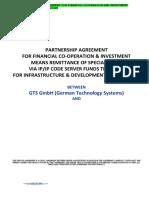 GTS-IPIP CONTRACT (GTS-5.0B-IPIP-0429-020P)