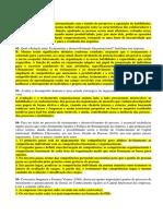 RESUMO-TREINAMENTO E DESENVOLVIMENTO DE PESSOAS