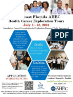 Virtual HCET Program Flyer July 6- 28, 2021