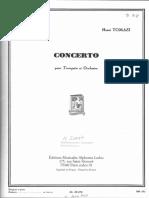 H. Tomasi - Concerto Pour Trompette (Trp)