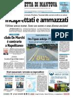Gazzetta Mantova 21 Settembre 2010