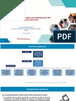 NTS Adultos con VIH, C.Benites