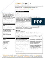 Sections-CV-template