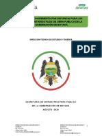 ANEXO 3. INFORME FACTOR DE INCREMENTO POR DISTANCIA BOYACÁ 2020