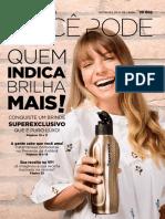 Revista Você Pode 02 2021 Cadastro - www.encantotupperware.com.br
