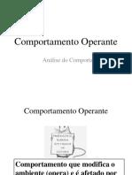 Comportamento Operante v2,0h