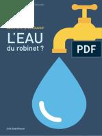 Dossier - Promotion Eau Du Robinet