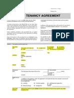C-brain Project Lejekontrakt Type a 9 Engelsk PDF