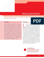 hematopoyesis articulo