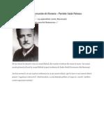 Parintele Vasile Patrascu, Barlad