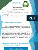 ENGENHARIA SUSTENTÁVEL-AULA 1-COMPLETO