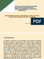 LABOR. N° 02 AZUCARES FENOL SULFURICO