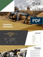 CZ Fuerzas Armadas