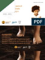 DIAPOSITIVAS GUÍA - PROYECTO DE GRADO