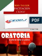 Curso- Taller Capacitación_oratoria