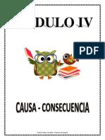 MÓDULO IV. CAUSA CONSECUENCIA