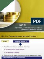 NIC 21 Dorado