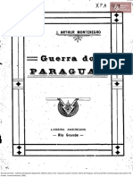 Guerra do Paraguay. Memorias de Madame Dorothea Duprat de Lasserre.