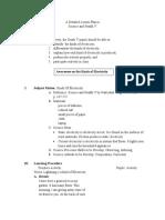 Lesson Plan_science IV
