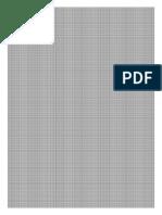 Milimeterpapier-Vorlage