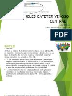BUNDLES CATETER VENOSO CENTRAL