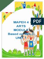 MAPEH 4 ARTS edit1st-3rd