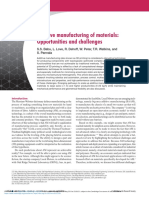 Additive Manufacturing of Materials_ Opportunities and Challenges