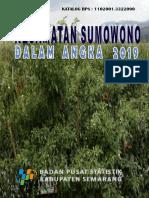 Kecamatan Sumowono Dalam Angka 2019