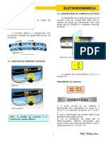 Material de Eletrodinâmica