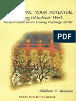 Abraham Z. Shoshani - Experiencing Your Potential_ Following Feldenkrais' Work-Dekel Publ. House (2002) (1)