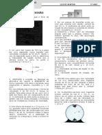 Leis de Newton (Revisão)