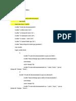 Estacionamiento publico (Estructura Segun y Repetir)