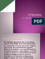 ETIOLOGIA presentacion