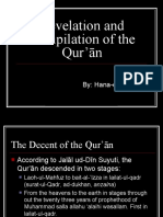 Revelation and Compilation of the Qur'ān